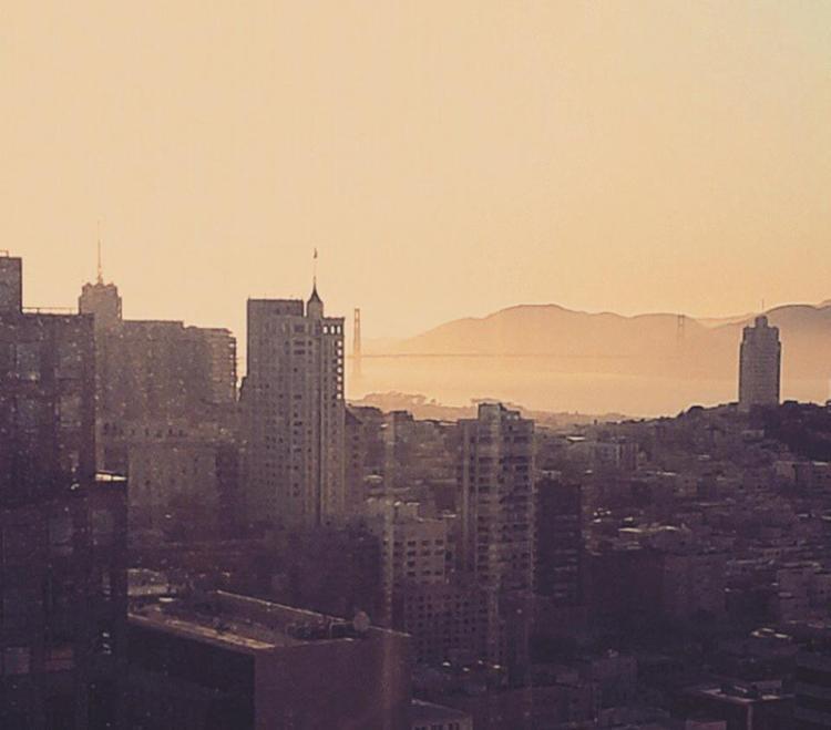 San Francisco skyline - Paris Kim